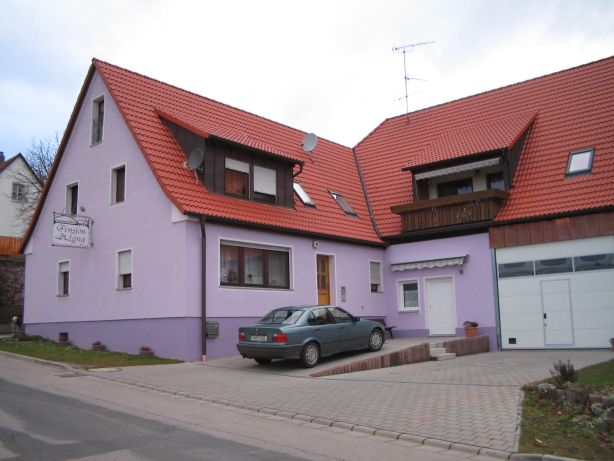 pension lang in ansbach romantisches franken franken bayern deutschland. Black Bedroom Furniture Sets. Home Design Ideas